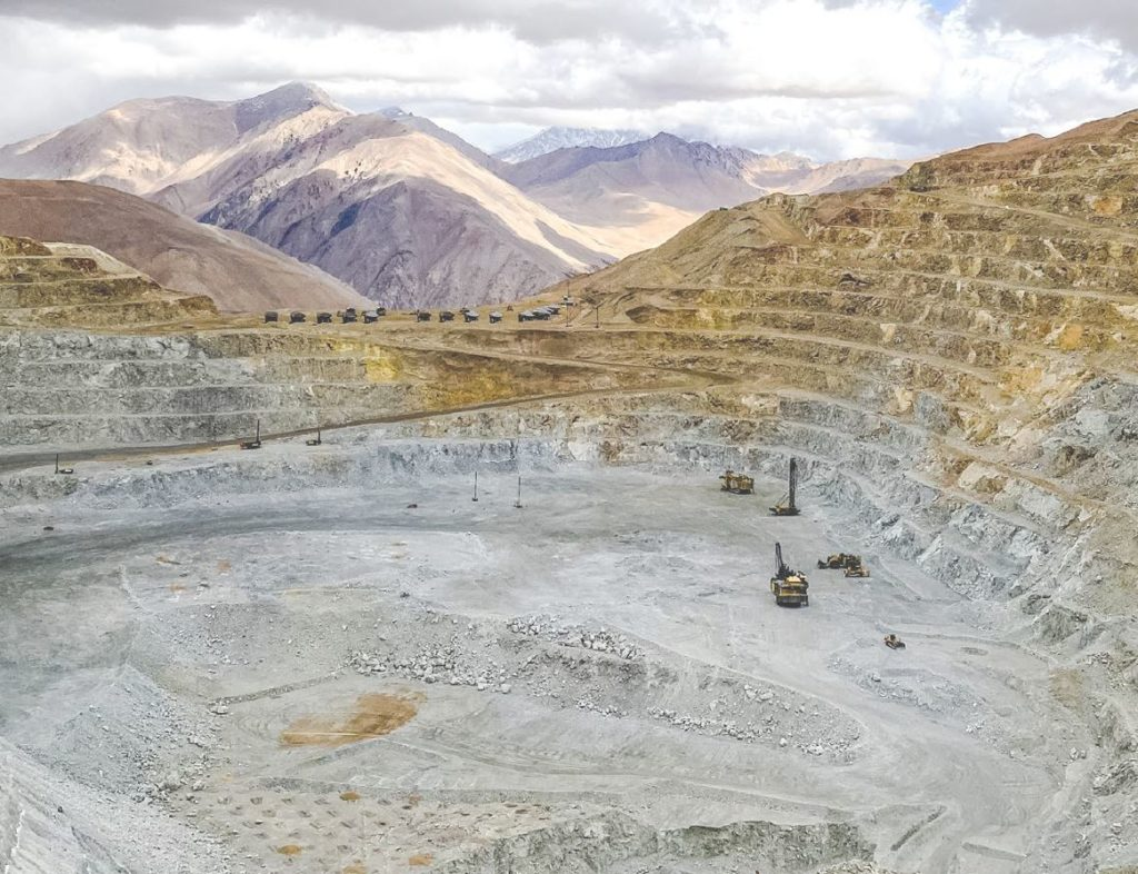 Nomad Acquires Additional Royalty on the Caserones Mine in Chile