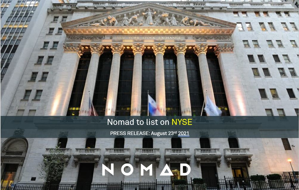 Nomad Royalty Company to List on the NYSE